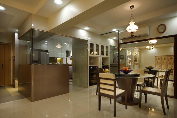 HDB Interior Design Services