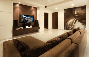 HDB Home Interior Design | HDB Interior Space Optimisation