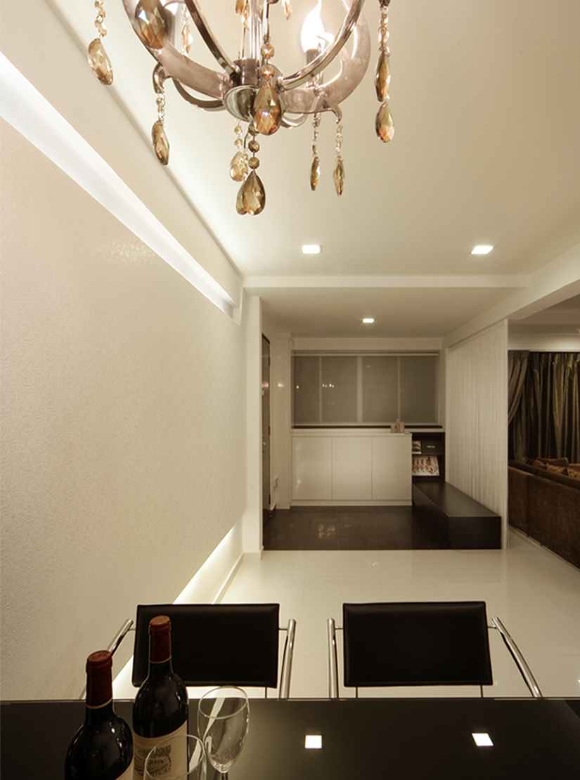 Hdb Home Design: HDB Interior Space Optimisation