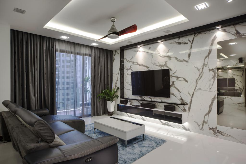 758 waterfront gold for Interior design for small apartment singapore