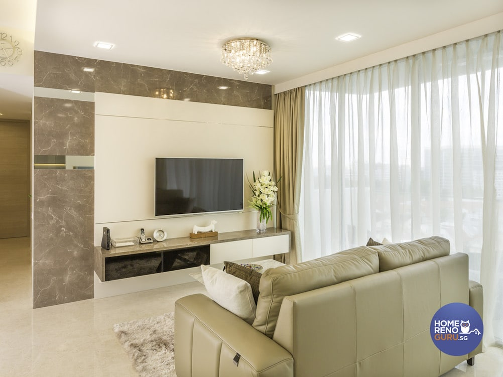 Beautiful Condo Apartment Design At Sennett Residences